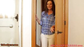 STEPMOMLOVER.COM: mommy training hump on every side her sonnie four